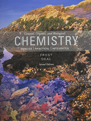 9780321940285: General, Organic, and Biological Chemistry & Modified MasteringChemistry with Pearson eText -- ValuePack Access Card Package