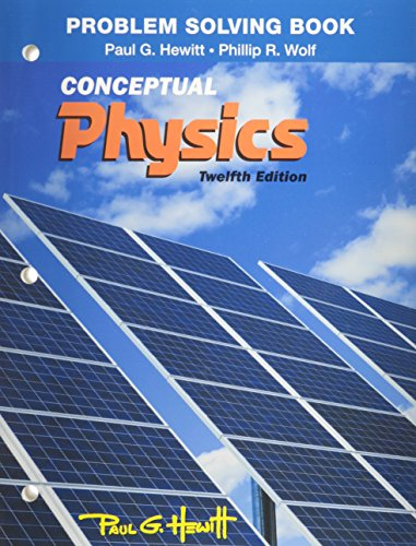 9780321940735: Problem Solving for Conceptual Physics