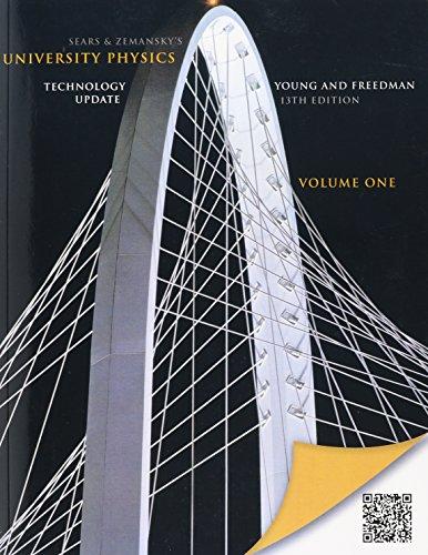 Univ.Physics with Mod.Physics Tech.Update, Vol.1 (Chs. 1-20): Hugh D. Young;