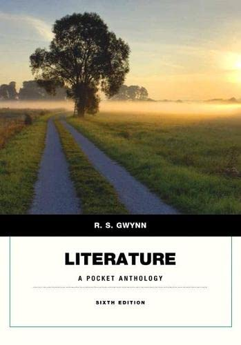 9780321942746: Literature: A Pocket Anthology (6th Edition) (Penguin Academics)