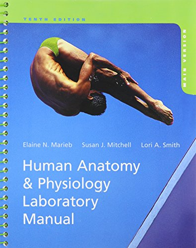 9780321942777: Human Anatomy & Physiology Laboratory Manual, Main Version & Practice Anatomy Lab 3.0 & PhysioEx 9.1 CD-ROM Package (10th Edition)