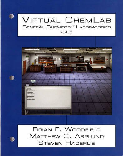 9780321943279: Virtual ChemLab: General Chemistry Student Workbook + Access Code v. 4.5