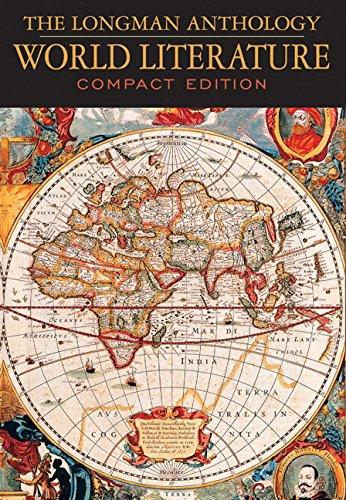 9780321944764: Longman Anthology of World Literature, The, Compact Edition Plus NEW MyLiteratureLab