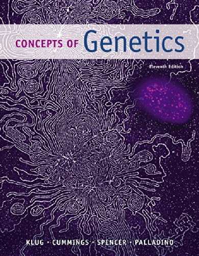 9780321948472: Concepts of Genetics Plus Mastering Genetics with eText -- Access Card Package (11th Edition) (Klug et al. Genetics Series)