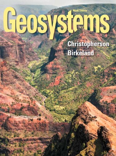 9780321948885: Geosystems: An Introduction to Physical Geography Plus MasteringGeography with eText -- Access Card Package (9th Edition)