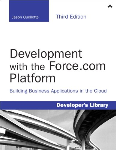 9780321949165: Development With the Force.com Platform: Building Business Applications in the Cloud