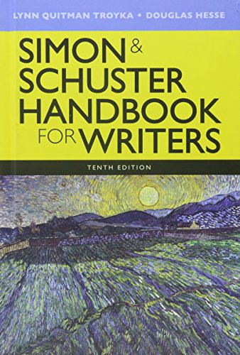 9780321949356: Simon & Schuster Handbook for Writers & Short Takes Package