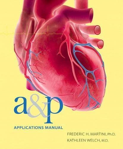 9780321949738: A&P Applications Manual