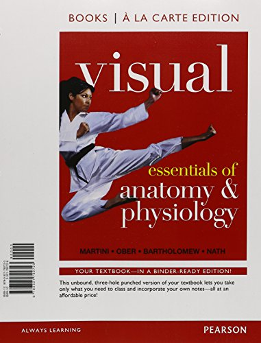 9780321949882: Visual Essentials of Anatomy & Physiology, Books a la Carte Plus MasteringA&P with eText -- Access Card Package