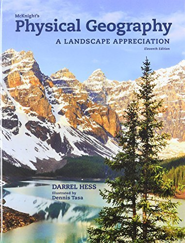 9780321950697: McKnight's Physical Geography: A Landscape Appreciation & Lab Manual (11th Edition)