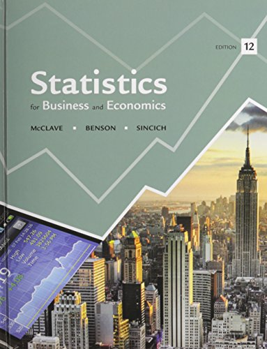 9780321950796: Statistics and Student's Solutions Manual