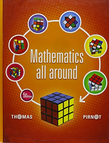 Mathematics All Around (Mixed media product): Tom Pirnot