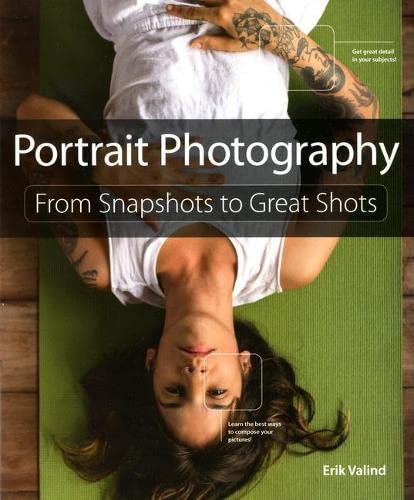9780321951618: Portrait Photography: From Snapshots to Great Shots