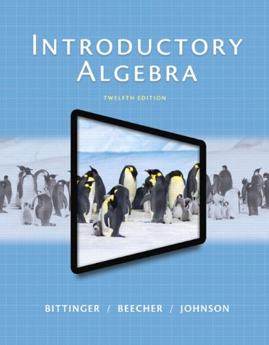 9780321951724: Introductory Algebra Plus NEW MyMathLab with Pearson eText -- Access Card Package (12th Edition) (Bittinger Developmental Mathematics Worktext Series)
