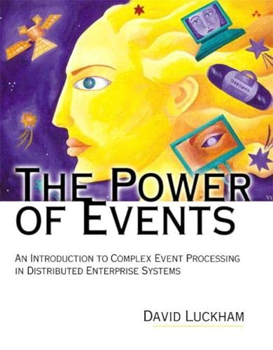 9780321951830: Power of Events The: An Introduction to Complex Event Processing in Distributed Enterprise Systems (paperback)