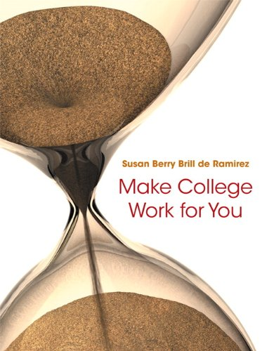 Make College Work for You Plus NEW MyStudentSuccessLab Update -- Access Card Package (Student ...