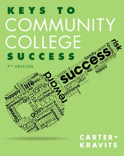 9780321952554: Keys to Community College Success Plus NEW MyStudentSuccessLab Update -- Access Card Package (7th Edition) (Keys Franchise)
