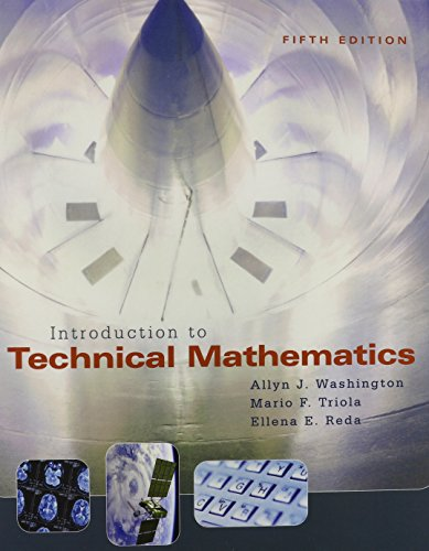 9780321955067: Introduction to Technical Mathematics with MyLab Math Student Access Kit (5th Edition)