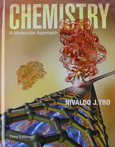 Chemistry: A Molecular Approach & Student Solutions Manual for Chemistry: A Molecular Approach,...