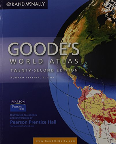 9780321956712: The Cultural Landscape: An Introduction to Human Geography & Goode's World Atlas (11th Edition)