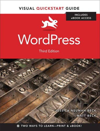 9780321957610: WordPress: Visual QuickStart Guide (3rd Edition)
