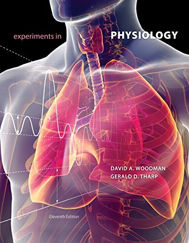 9780321957733: Experiments in Physiology (11th Edition)