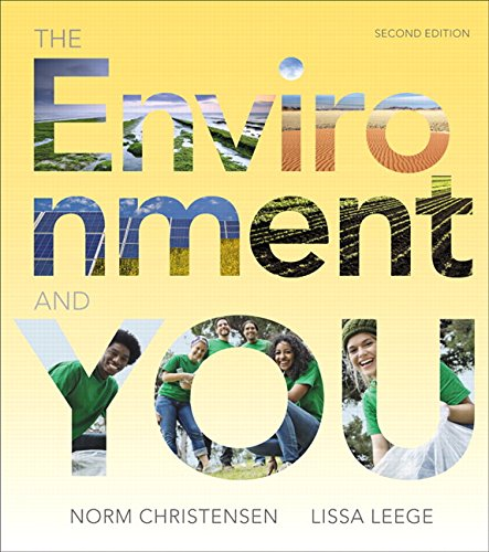 The Environment and You Plus MasteringEnvironmentalScience with eText -- Access Card Package (2nd ...