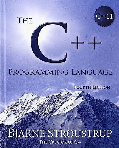 9780321958327: The C++ Programming Language (hardcover) (4th Edition)