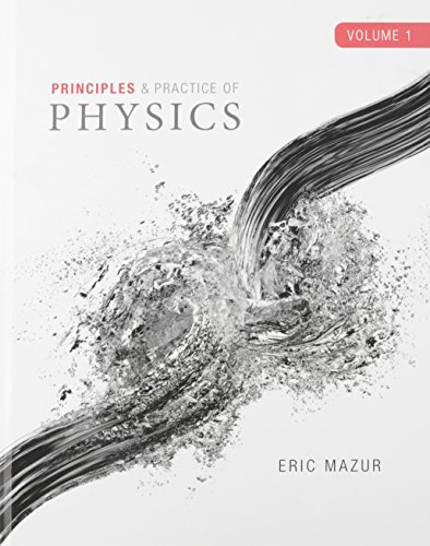 9780321958402: The Principles of Physics, Volume 1