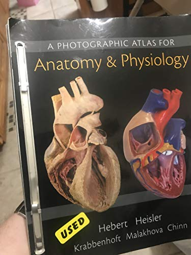 9780321961426: Photographic Atlas for Anatomy & Physiology, A (ValuePack only)