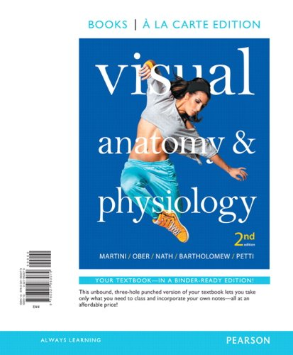 9780321963079: Visual Anatomy & Physiology, Books a la Carte Edition (2nd Edition)