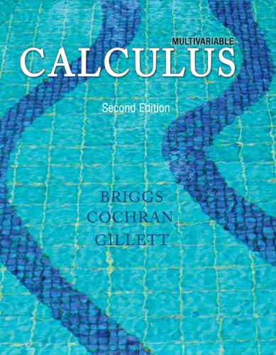 9780321965158: Multivariable Calculus Plus NEW MyMathLab with Pearson eText-- Access Card Package (2nd Edition) (Briggs/Cochran/Gillett Calculus 2e)