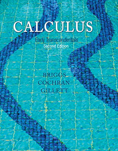 9780321965165: Calculus: Early Transcendentals, 2nd Edition