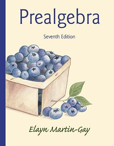 9780321968302: Prealgebra (Hardcover) (7th Edition)