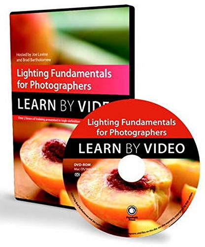 9780321969125: Lighting Fundamentals for Photographers: Learn by Video