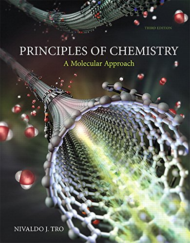 9780321971166: Principles of Chemistry: A Molecular Approach Plus MasteringChemistry with eText -- Access Card Package (3rd Edition) (New Chemistry Titles from Niva Tro)