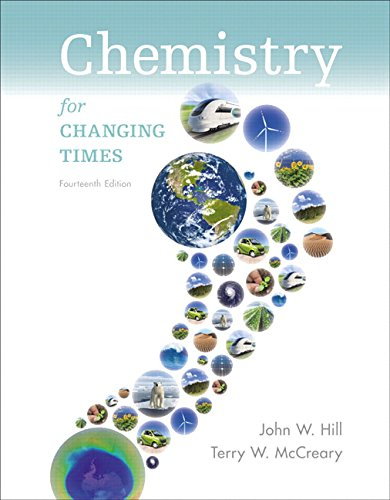 Chemistry for Changing Times Plus MasteringChemistry with eText -- Access Card Package (14th ...