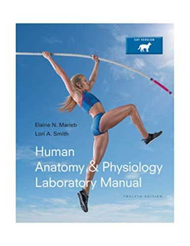9780321971357: Human Anatomy & Physiology Laboratory Manual, Cat Version (12th Edition)