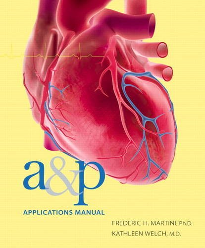 9780321974006: A&P Applications Manual (ValuePack Version)