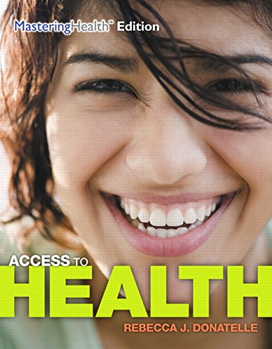 9780321976963: Access to Health Plus Masteringhealth with Etext -- Access Card Package