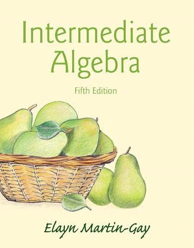 9780321978622: Intermediate Algebra Plus NEW MyLab Math with Pearson eText -- Access Card Package (5th Edition) (What's New in Developmental Math?)