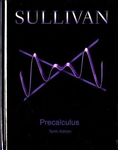 9780321979070: Precalculus