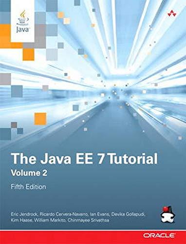 9780321980083: The Java EE 7 Tutorial: 2