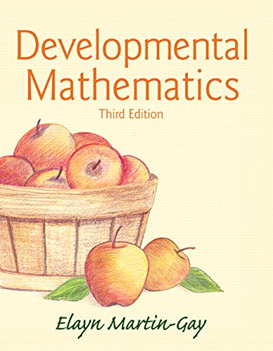 Developmental Mathematics Plus NEW MyMathLab with Pearson eText -- Access Card Package (3rd Edition...