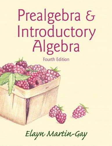 9780321983503: Prealgebra & Introductory Algebra Plus NEW MyMathLab with Pearson eText -- Access Card Package (4th Edition)