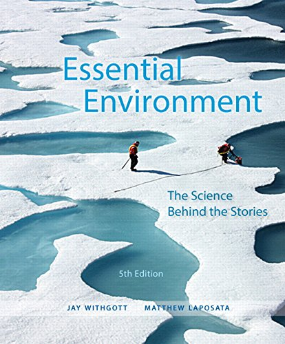 9780321984456: Essential Environment: The Science Behind the Stories Plus MasteringEnvironmentalScience with eText -- Access Card Package (5th Edition)