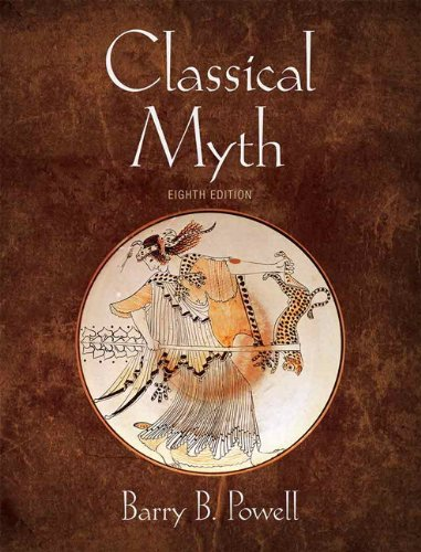 9780321985248: Classical Myth Plus 2014 MyLiteratureLab -- Access Card Package (8th Edition)