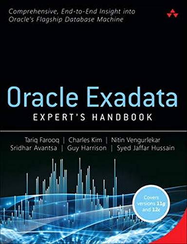 9780321992604: Oracle Exadata Expert's Handbook