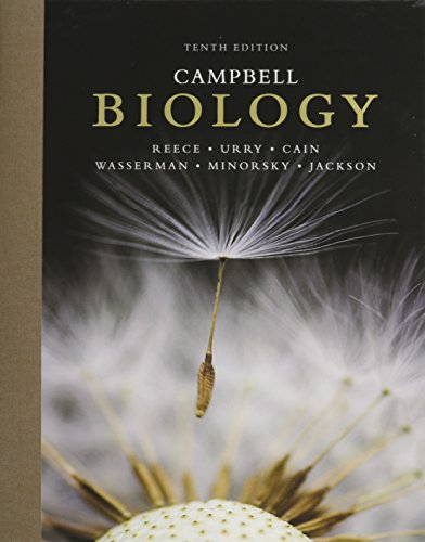 Campbell Biology, Study Guide for Campbell Biology, MasteringBiology with eText and Access Card (...