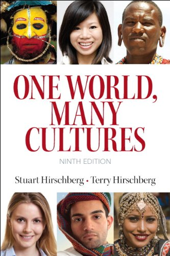 9780321993144: One World Many Cultures Plus MyWritingLab -- Access Card Package (9th Edition)